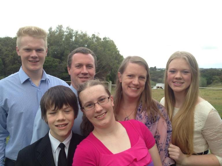 Vicary Family 2014